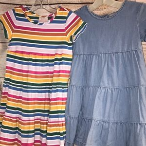Two Hanna Anderson dresses